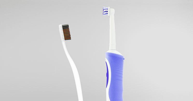 Comodidad cepillo de dientes eléctrico
