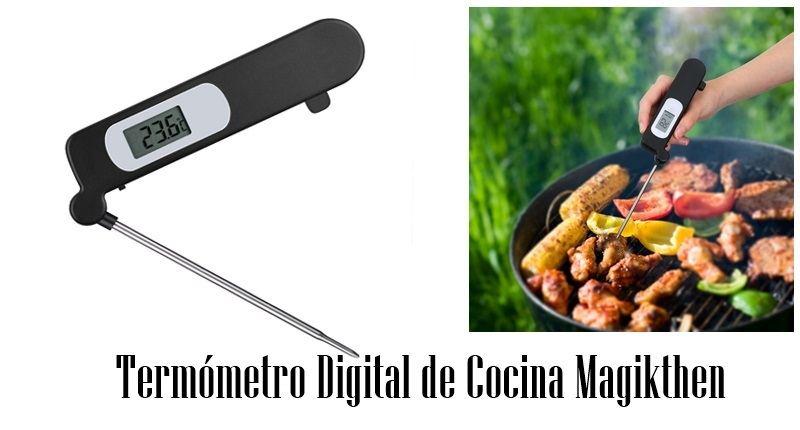 Termómetro Digital de Cocina Magikthen