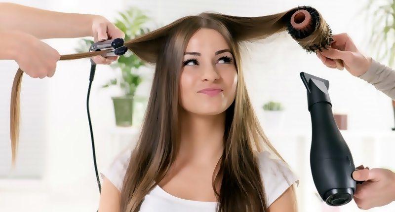 como se usa una plancha para pelo