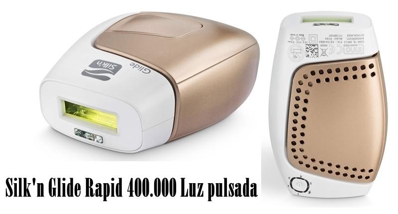 Silk'n Glide Rapid 400.000 Luz pulsada