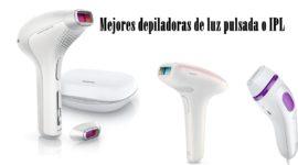 Mejores depiladoras de luz pulsada o IPL. Contraindicaciones, Beneficios y Tipos.