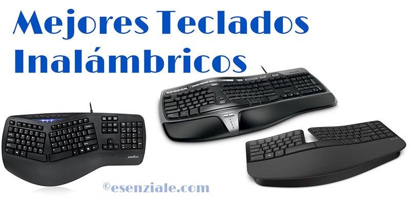 Mejores teclados inalámbricos