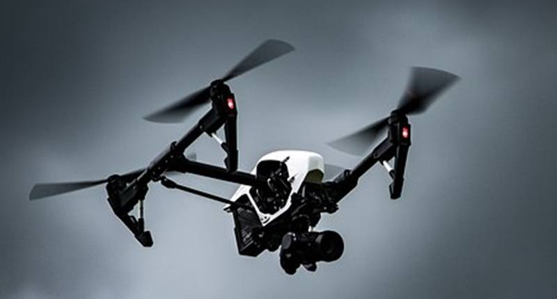 Drones Helicópteros