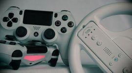 Postura Correcta para Jugar con un Volante de Videojuegos