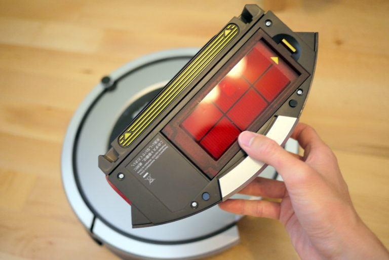 iRobot filtros HEPA