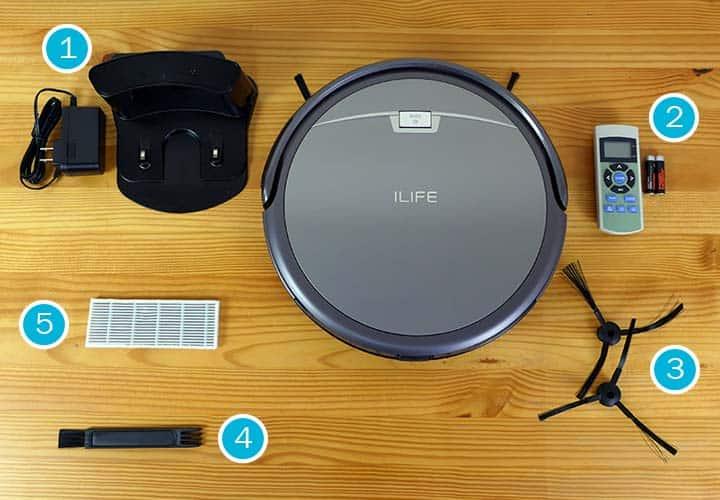 accesorios del iLife A4s