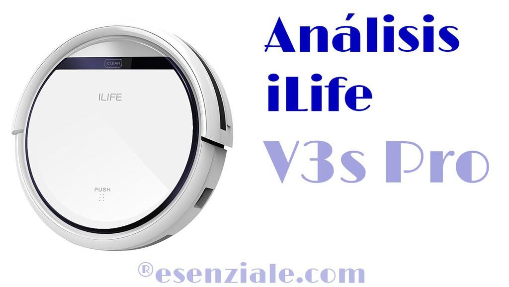 Análisis iLIfe V3s Pro