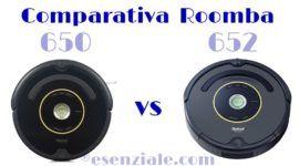 Roomba 650 vs 652 – Te Explicamos todas sus Diferencias