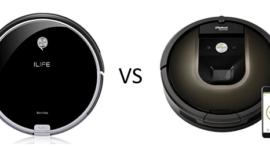 iLife contra Roomba: ¿Qué marca tiene los mejores robots inteligentes?