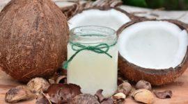 Aceite de coco: ¿un buen desmaquillante para tu piel?